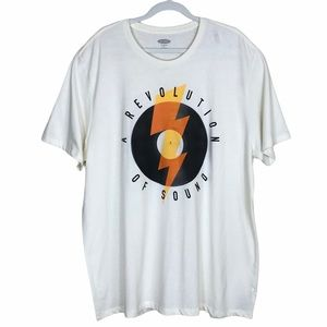 Old Navy Men's Graphic Music Inspired T-Shirt